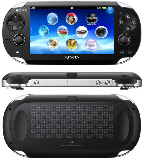 Sony PlayStation Vita Review: Incredible Technology At A Price - Best Movies Ever Entertainment News | GamingShed | Scoop.it