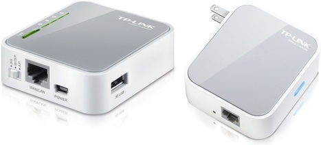 Tiny Router Turns Ethernet, 3G Into Wi-Fi | Technology and Gadgets | Scoop.it