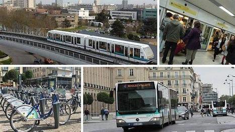75 millions de voyages par an avec le bus et le métro   Les transports en commun   Scoop.it