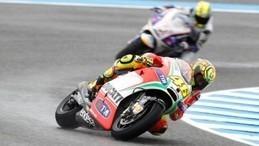 Valentino Rossi third in Spanish free practice, Nicky Hayden sixth | MotoGP World | Scoop.it