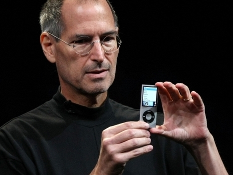 How Steve Jobs Changed The Way We Listen : NPR | Apple Rocks! | Scoop.it