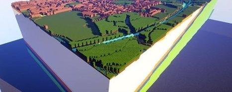 'Minecraft' también puede usarse en Geología y Topografía: si no, mira | Todo Biología | Scoop.it