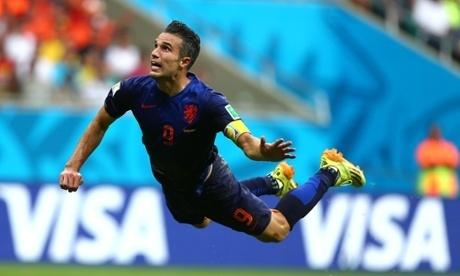 Robin van Persie Puas atas Permainan Belanda - Piala Dunia 2014 - Super Ball | Piala Dunia 2014 - Belanda | Scoop.it
