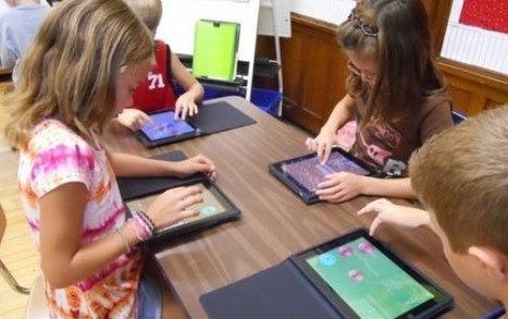 Utilisation de tablettes numériques en CP | ent, tbi & tablettes: usages pédagogiques | Scoop.it