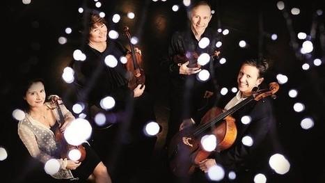Goldner String Quartet (Stanhope)   Reviews, reports, press (AMC)   Scoop.it