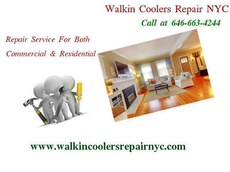 Commercial and Residential Appliance Repair Service in NYC | Walkin Cooler Repair | Scoop.it