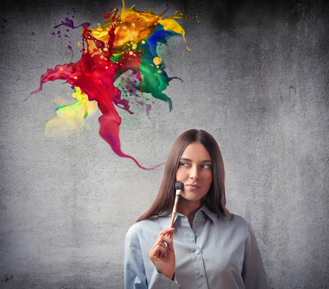 Too Many Ideas in your Mind? Let Your Hyper Creative Mind To Achieve Success | Technology in Art And Education | Scoop.it