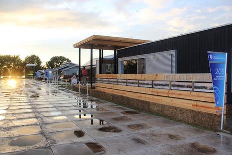 The Solar Homestead | NZEB Net Zero Energy Building | Scoop.it