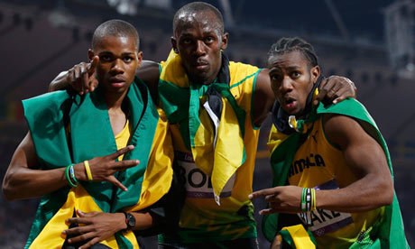 Usain Bolt's double gold: 'I'm now a legend. I am the greatest athlete to live' | Bolt and London 2012 | Scoop.it