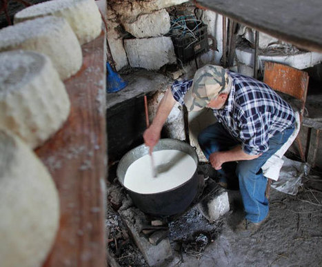 The Traditional Cheesemaker of Amorgos   Culinary Backstreets   Greek tastes   Scoop.it