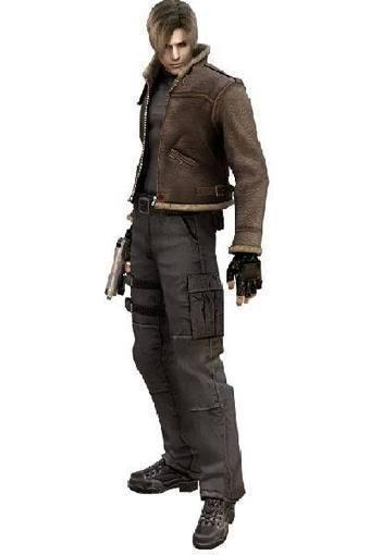 Resident Evil 4 Leon S. Kennedy Jacket | Resident Evil Leather Jacket | Current Fashion Updates - 2015 | Scoop.it