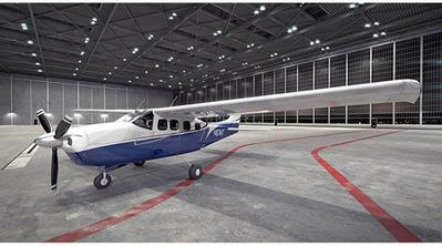 Cessna 172 Skyhawk en 3D | 3D Library | Scoop.it