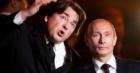 Putin's Master of Ceremonies | Eudaimonia | Scoop.it