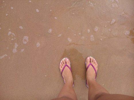 ¿Es malo llevar chancletas? | Apasionadas por la salud y lo natural | Scoop.it