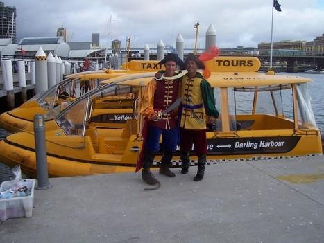 Thunder Jet Boat - Group / Corporate | Sydney Jet Boat | Scoop.it