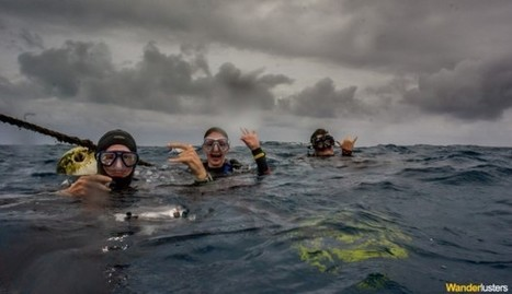 Working Around the World as a Divemaster – Part 2: Getting Certified - WildJunket Magazine | Perpetual Travelling | Scoop.it