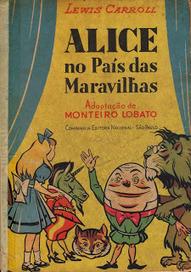 Lewis Carroll Brasil: Sobre as edições brasileiras de Alice no País das Maravilhas   LEITURAS   Scoop.it