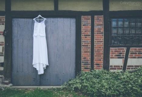 Un mariage coloré à la Grange de Fontenay   la mariee aux pieds nus   inspiration   Scoop.it