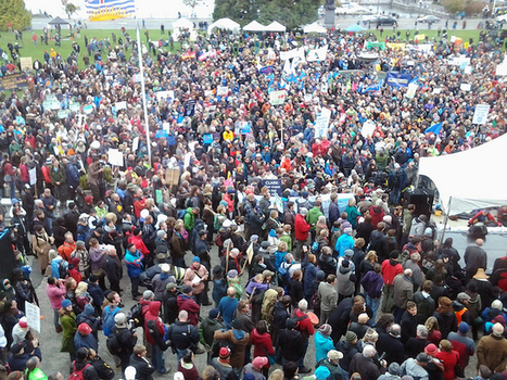Thousands Say No to Northern Gateway Pipeline   EcoWatch   Scoop.it