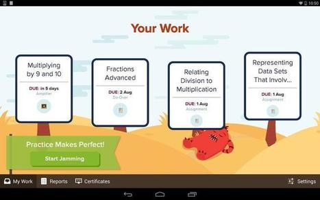Amazon math app aims to slow kids' summer learning loss - CNET | iPads in Education | Scoop.it