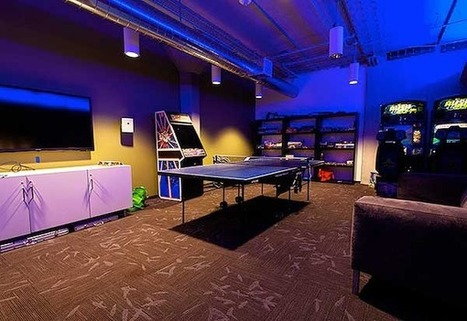 EN FOTOS: Las nuevas oficinas de Twitter... como para trabajar doble | EMPRE´TICS | Scoop.it