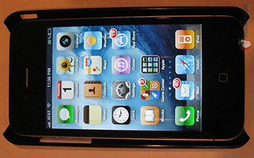 New iPhone 5 Clue: Will It Have a 4-Inch Screen? | Business Wales - Socially Speaking | Scoop.it