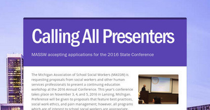Calling All Presenters | SSW Professional Development and Learning | Scoop.it