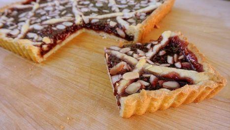 Crostata di marmellata - Jam-filled crostata | Books, Food, Home, Wanderlust | Scoop.it