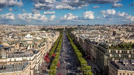 La course de drones sur les Champs-Élysées, c'est dimanche ! - Tech - Numerama | Drone | Scoop.it