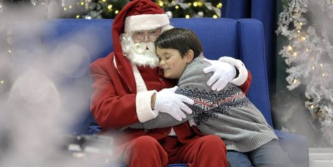 Malls Now Offer 'Quiet' Santa Visits For Kids With Autism   Occupational Therapy   Scoop.it
