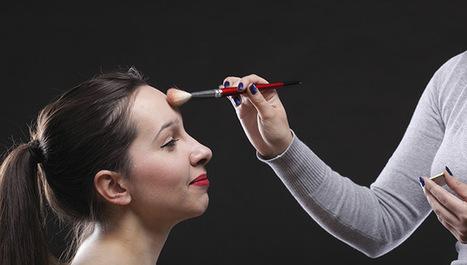 8 Conseils Maquillage Pour Rendre Votre Front Apparaissent Plus Petits   Maquillage   Scoop.it