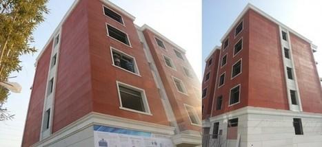 Voici le premier immeuble «imprimé» | Construction d'avenir | Scoop.it