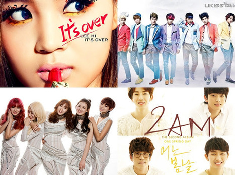 Comebacki, Debiut - K-Pop Paradise | My Asian Music | Scoop.it