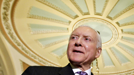 GOP-On-GOP Attacks Leave Orrin Hatch Fighting Mad : NPR | Coffee Party Election Coverage | Scoop.it