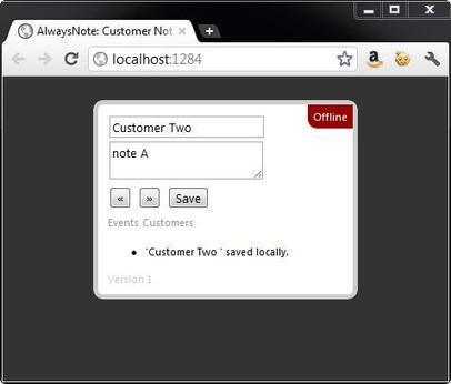 Build an HTML5 Offline Application with Application Cache, Web Storage and ASP.NET MVC | HoangITK | Scoop.it