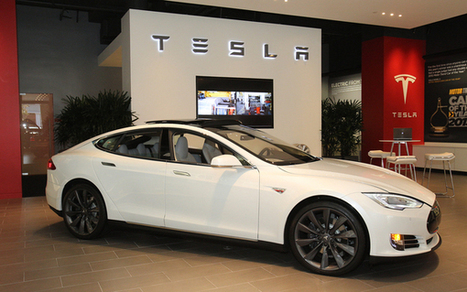 Tesla Motors says car dealers are trying to hinder its sales   Sustain Our Earth   Scoop.it