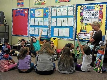 Math curriculum moves away from dependence on textbooks at Hatfield ... - Montgomery Newspapers | Math | Scoop.it