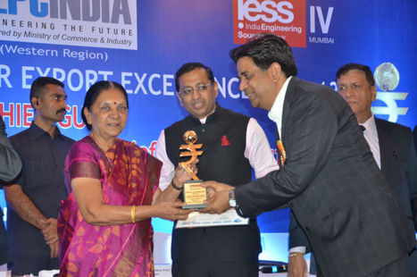 Contribution Award by EEPC (Engineering Export Promotion Council, under ECGC, Government of India) - Shakti Pumps | Water Pumps Manufacturers | Scoop.it