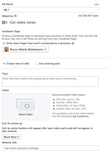 How to Create Facebook Video Ads | Marketing Done Right | Scoop.it