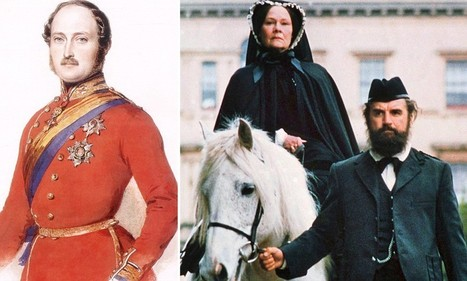 Did Queen Victoria talk to the ghost of her darling Albert? A new book says the grieving Queen held bizarre seances - with her 'lover' John Brown channelling the dead Prince's spirit | British Genealogy | Scoop.it