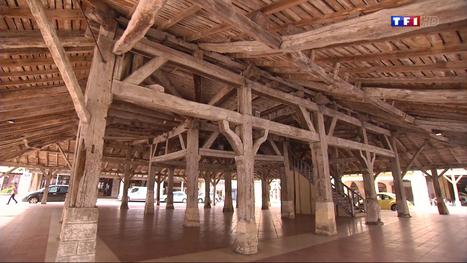 Le journal de 13h - Sur le chemin des bastides (4/5) : Villeréal | Gite Dordogne | Scoop.it