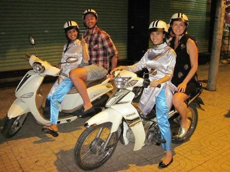 kimhuong: The best motorcycle tour in Vietnam | corporate gifts singapore | Scoop.it