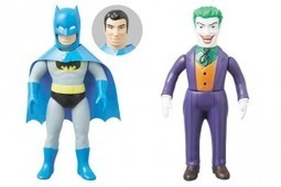 Link Ink: Retro Batman Toys, 'Bayonetta' Anime And Ultron's Drone Dilemma - ComicsAlliance | Action Figures Toy Gifts For Christmas | Scoop.it