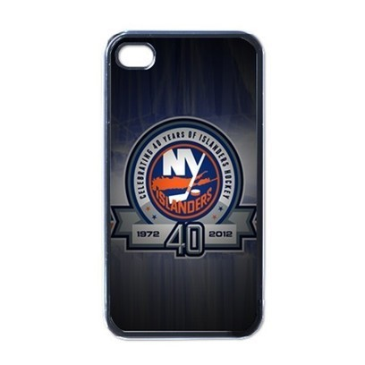 Apple iPhone Case - NHL New York Islanders 40th Logo - iPhone 4 Case | Merchanstore - Accessories on ArtFire | Custom iPhone 4 or 4S Case Cover | Scoop.it