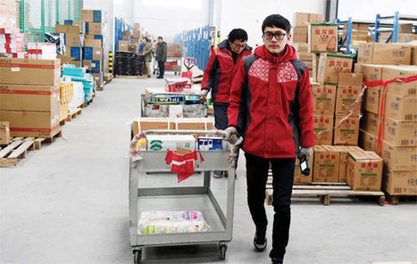 Bringing the world home to China - Business - Chinadaily.com.cn | Ecommerce logistics and start-ups | Scoop.it