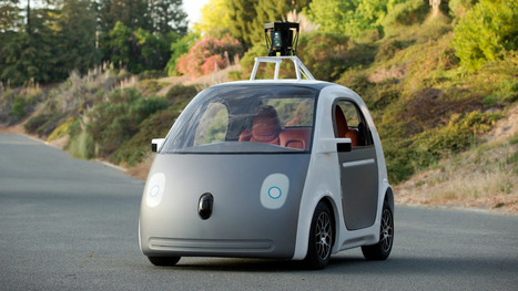 We are the bosses of self-driving cars, say the feds. | Collection of First in the World Wide Web | Scoop.it