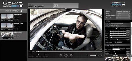 Cineform-Protune + GoPro Hero3 & Post, by Mike Seymour | Aware Entertainment | Scoop.it