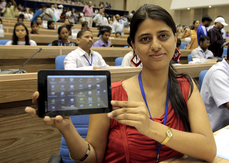 The Big Ideas Inside India's $35 Aakash Tablet -- Fast Company | Nerd Vittles Daily Dump | Scoop.it