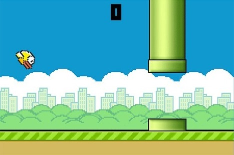 How to create a Flappy Bird clone using MelonJS   Packt   Digital   Scoop.it