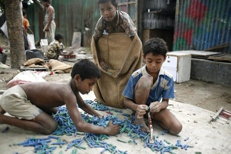 Global supply chains link us all to shame of child and forced labour | Geography in the classroom | Scoop.it